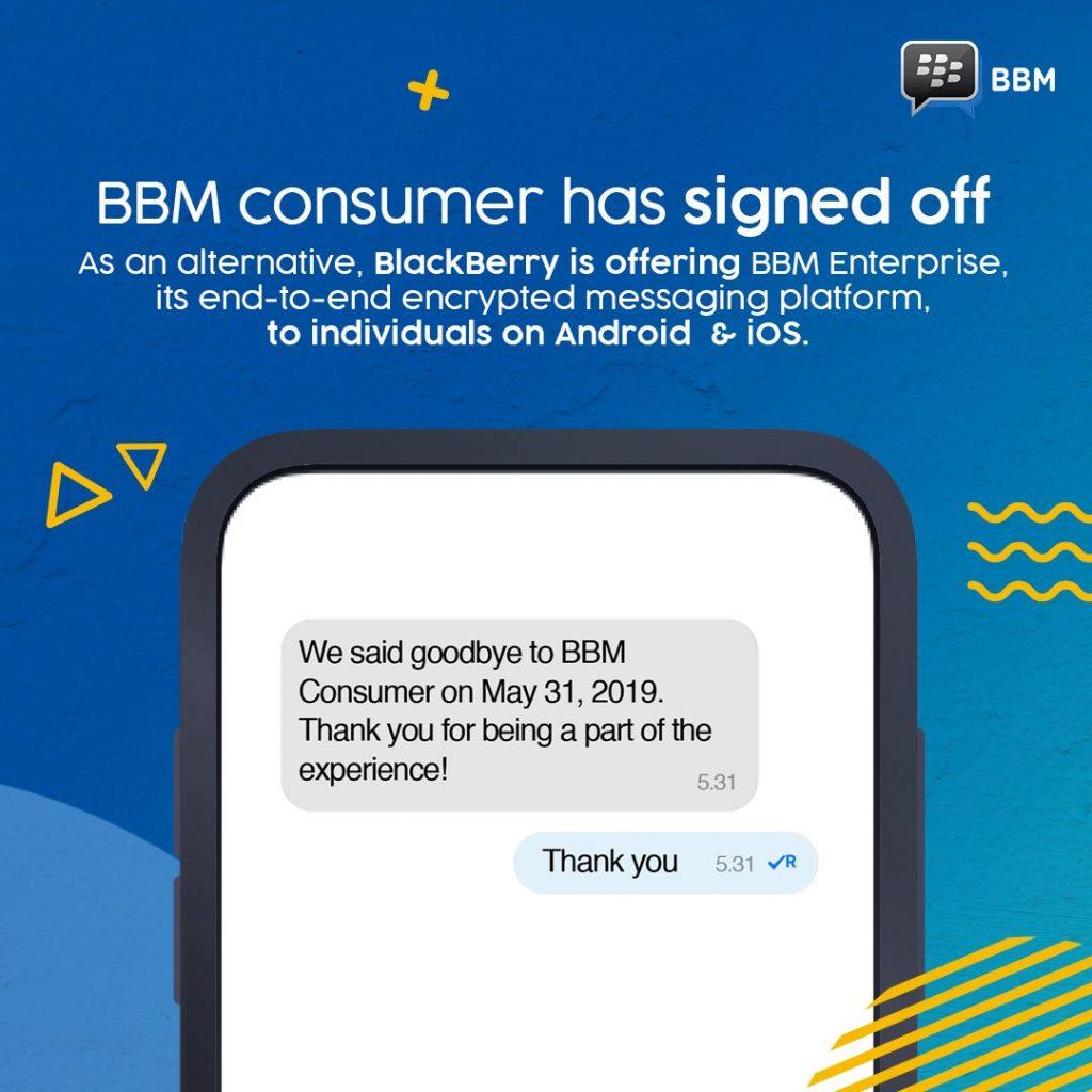 BBM retires