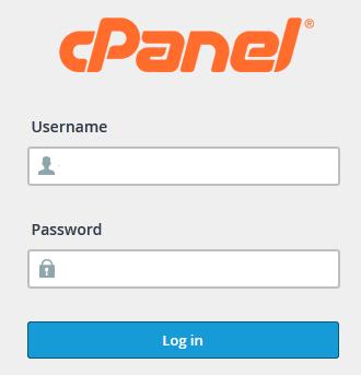 cpanel important links